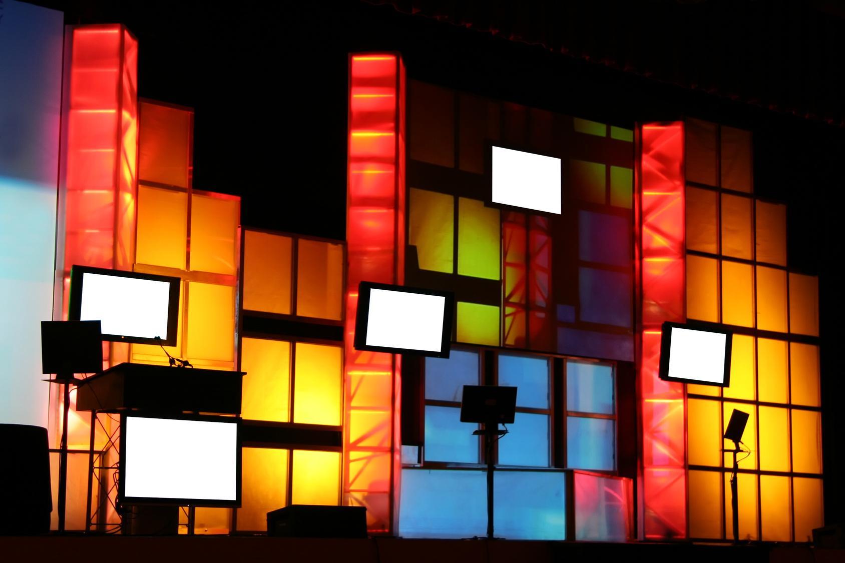 Banery LED - telebimy i ekrany na kazda okazje
